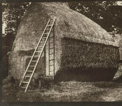 The Haystack - Henry Fox Talbot