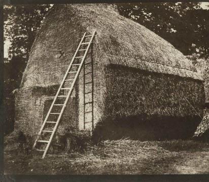 The Haystack - Henry Fox Talbot